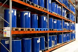 How to Store Industrial Chemicals safely: Types, risks and tips