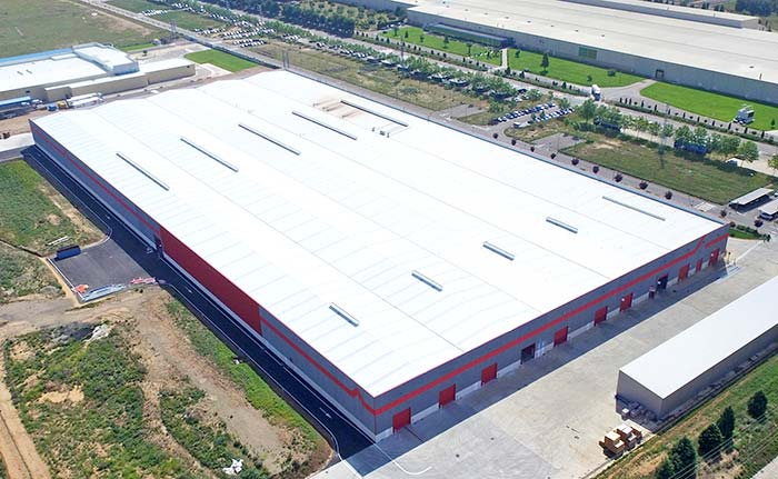 Layout and design of a warehouse: key factors and objectives
