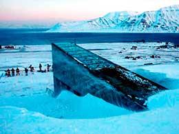 Saviez-vous que ce qu'on appelle l'Arche de Noé du XXIe siècle dispose de rayonnages AR Racking ?