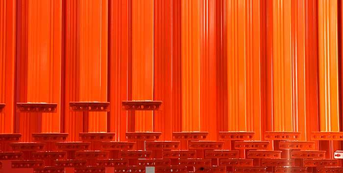 trazabilidad estanteria industrial