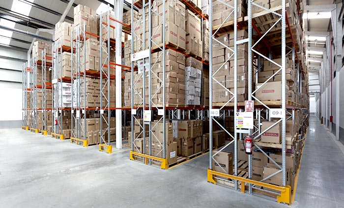 types-pallet-racking-systems