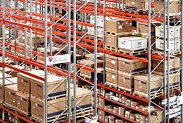 Les types de charges dans un entrepôt et leur stockage