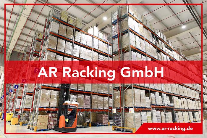AR Racking continúa expandiendo considerablemente su presencia en Alemania