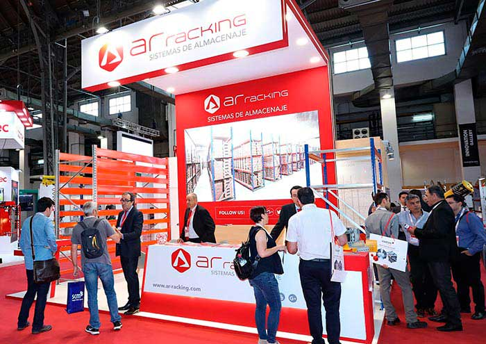 AR Racking confirms its presence at the SIL Barcelona 2019 exhibition