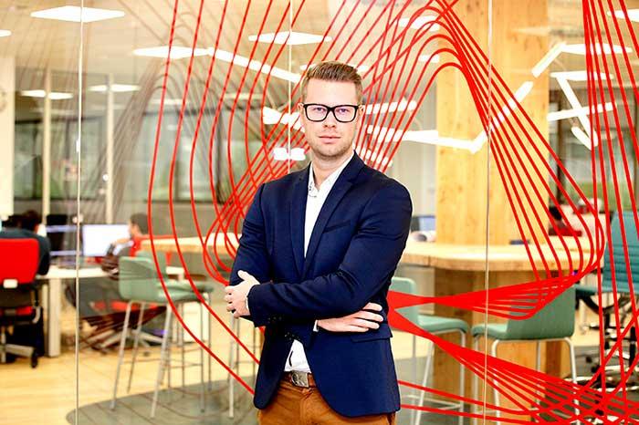 Quinten Devos, neuer AR Racking Key Account Manager für Belgien | AR ...
