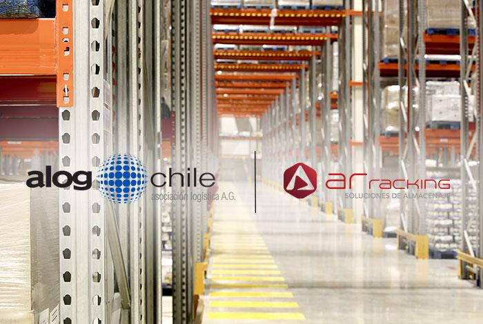 Somos socios colaboradores de la Asociación Logística de Chile