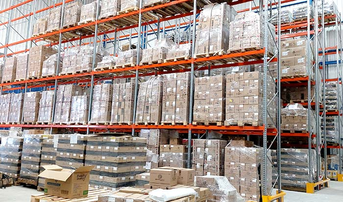 AR Racking accompanies Agrovet Market in extending its warehouse