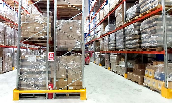 pallet-racking-warehouse-agrovet-peru