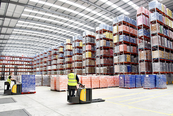 35,500 positions for the new Boughey Distribution warehouse