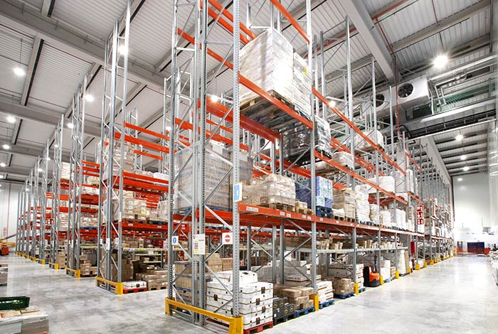 Caprabo completes its logistics reorganisation with the help of AR Racking (Video)