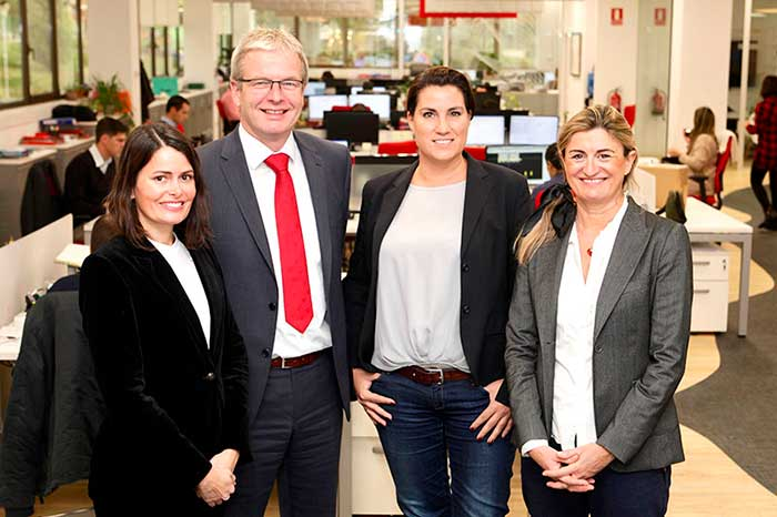 AR Racking opens its new sales office in Germany