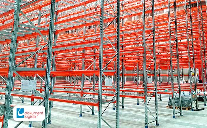 Dokument Logistik confía en AR Racking para su almacén de alta seguridad de gestión de datos en Eslovaquia