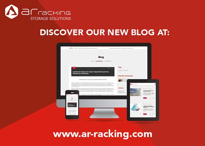 The new AR Racking blog: discover the industrial storage sector