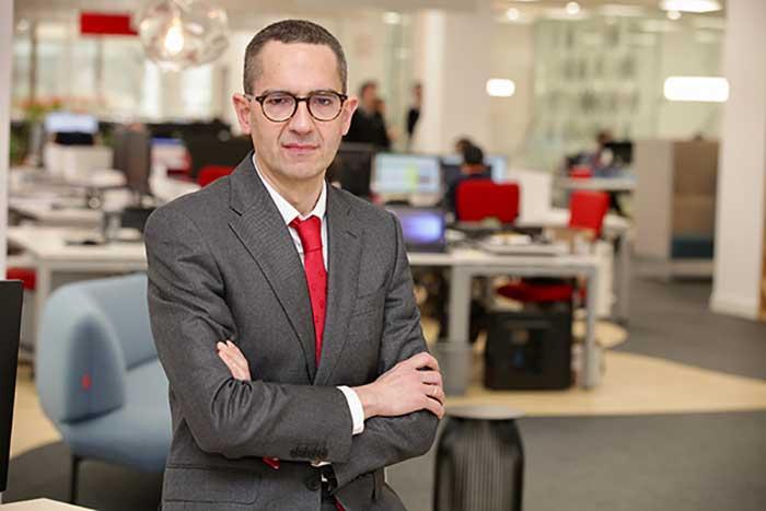 Alberto de la Puente: nouveau directeur des exportations d'AR Racking pour le Royaume-Uni et l'Irlande