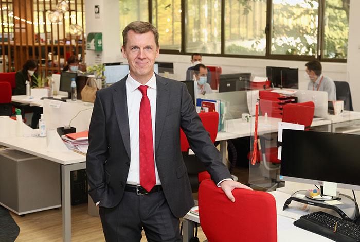 Jimmy Andersson, nuevo Director Comercial para el Sur de Europa