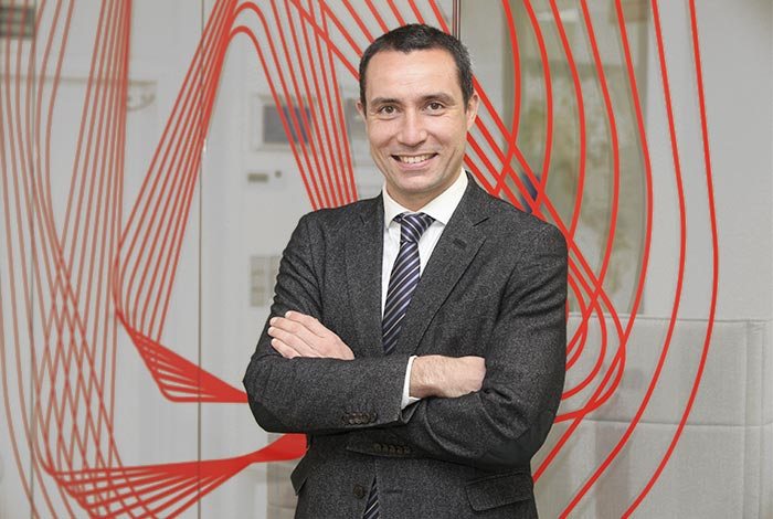 José Manuel Lucio, new EMEA Sales Director of AR Racking