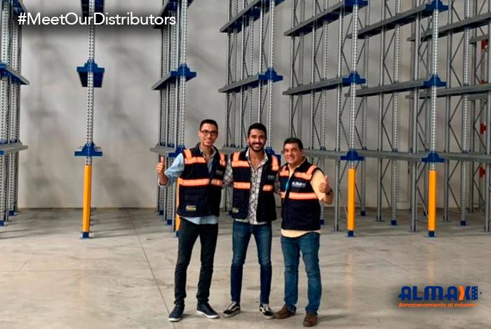 #MeetOurDistributors: Almaxi