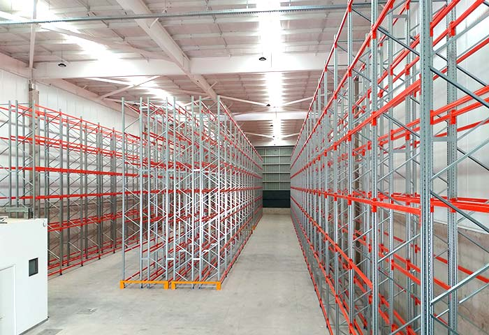 AR Racking installs conventional double-deep racking system for the new Nexsys Distribution Centers in Chile and Colombia
