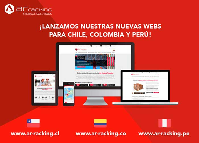 Lanzamos nueva versión web para Chile