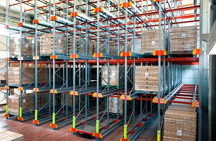 Paper Bags Packaging s'appuie sur des solutions AR Racking pour son entrepôt de Sedaví, Valence (Espagne)