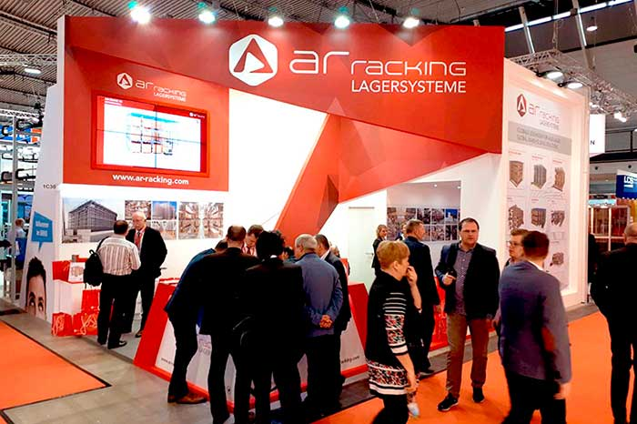 AR Racking will be present once again in LogiMAT