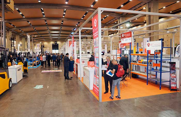 AR Racking participa en la feria Logistics & Distribution en Bruselas