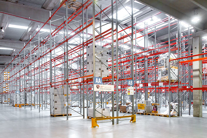 Smart Baby chooses AR Racking to optimise its new warehouse