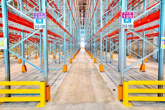 AR Racking instala un nuevo almacén en el Reino Unido para una de las mayores empresas de e-commerce retailer del mundo