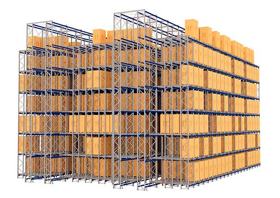 AS/RS Automated Warehouse | AR Racking