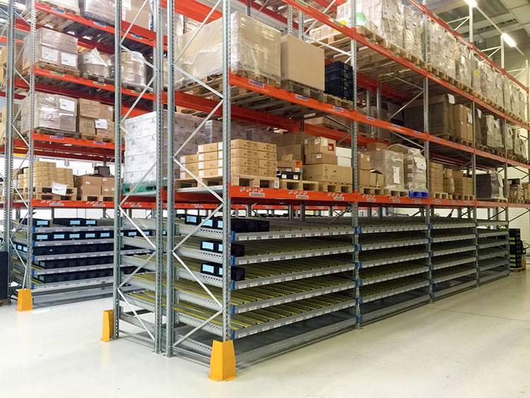 Carton Live Storage