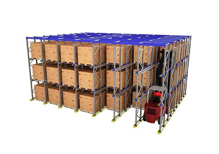 Drive in Pallet Racking | Compact Storage Solution | AR Racking